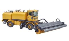 Model MB3 - Front Mount Broom & Plow
