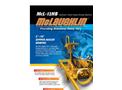 McLaughlin - MCL 12HB - Zipper Auger Brochure