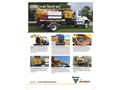McLaughlin - Model SK70 – VSK80 Series - Vacuum Excavators - Brochure