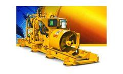 McLaughlin - Model MCL 24B - Auger Boring Machine