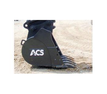 ACS - Heavy Duty Excavator Buckets