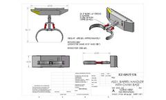 Model EZ-0002 - Barrel Handler Brochure