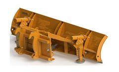 Model REL - Heavy Duty Reversible Snow Plow