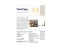 TwinZapp - Chemical Separating Unit Datasheet