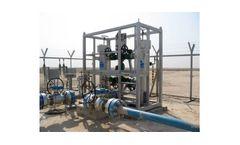 High Pressure Filter Unit