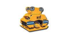 BTI - Model TC Series - Hydraulic Compactors