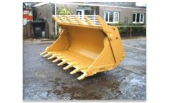 Lemac - Model 4-in-1 - Buckets for Loader Attachment