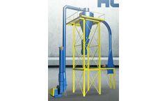 Acrowood - Air Density Separator
