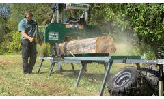Woodland Mills HM122 Bushlander™ Sawmill - Overview (2020) - Video