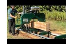 Woodland Mills HM126 Anniversary Edition Portable Sawmill - Overview (2020) - Video