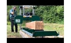 Woodland Mills HM122 Anniversary Edition Portable Sawmill - Overview (2020) - Video