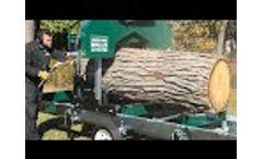 Woodland Mills HM130MAX Woodlander™ Sawmill - Overview (2020) - Video