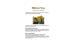SideGrader - Excavator Attachments Manual