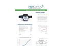 NextCentury - Model M201 - Multi-Jet Cold/Hot Water Meter - Datasheet