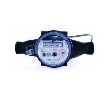NextCentury - Model M201 - Multi-Jet Cold/Hot Water Meter