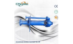Model SV & SVR Series - Heavy Duty Sump Pumps