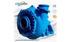 Model SG Series - Gravel Pumps