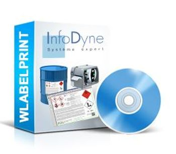 Automatically Writes Label Templates and Prints Multi-Lingual Labels Software-1