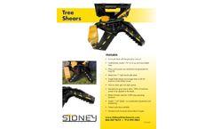 Sidney - Model HTC Plus - Tree Shear  - Brochure