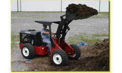 Power Trac - Model PT-1445 - Attachment 1,800 lbs. Lift Capacity