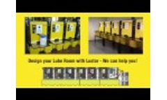 Lustor System : Lubrication Storage System Video