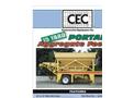 CEC - Model 15 Yard - Feeder Brochure
