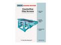Counter Flow Chip Screens Brochure