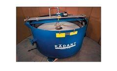Kadant - Model 4000 Series - Gravity Strainer