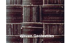 Woven Geotextiles - Geotechnical Fabric
