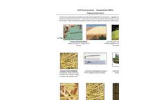 Erosion Control Blankets-Brochure