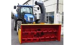 Bunce - Mounted Snow Blower