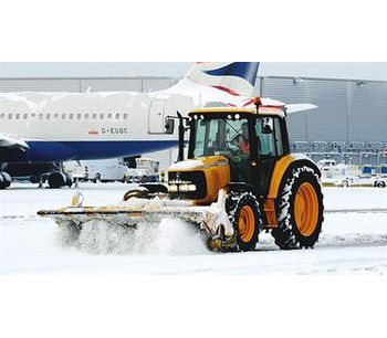 Bunce Mikro - Snowplough and Sweeper