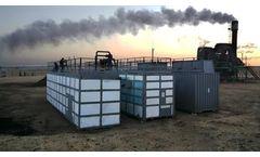 NPO Dekanter - Model STP-15 - Soil Treatment Plant