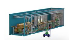 Model MC Series - Modules Centrifugal Separation and Purification of Drilling and Oil Sludge