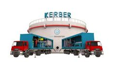 KERBER - Mobile Complex of Tank Cleaning Systems