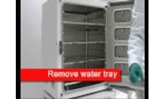 LEEC Touch 190 CO2 Incubator Video
