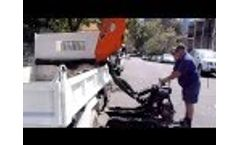 Cormidi 500kg Mini Dumper - High Tip Into Truck Video