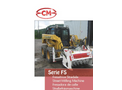 CM - Model FS Series - Street Milling Machine Brochure