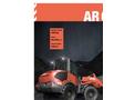 Model AR 60 - Wheel Loader Brochure