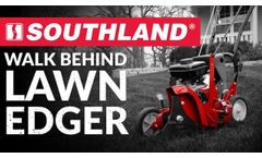 Southland Lawn Edger - Video
