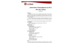 Binary Gradient - HPLC System Brochure