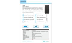 Concox - Model GV20 - 3G Vehicle GPS Tracker - Brochure