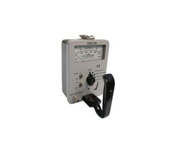 Model GSM-506 - General Purpose Survey Meter