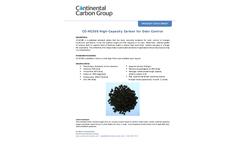 CCG - Model CC-HC30S - High Capacity Carbon for Odor Control Brochure