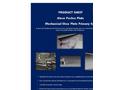 Ateco - Pusher Plate Mechanical Shoe Plate Primary Seal Datasheet