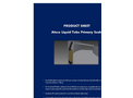 Ateco - Liquid Tube Primary Seals Datasheet