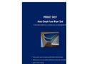 Ateco - Simple Foam Wiper Seal Datasheet