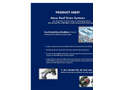 Ateco - Roof Drain Systems Datasheet