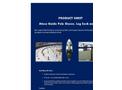 Ateco - Guide Pole Covers, Leg Seals & Leg Socks Datasheet