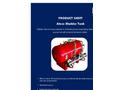 Ateco - Bladder Tank Datasheet